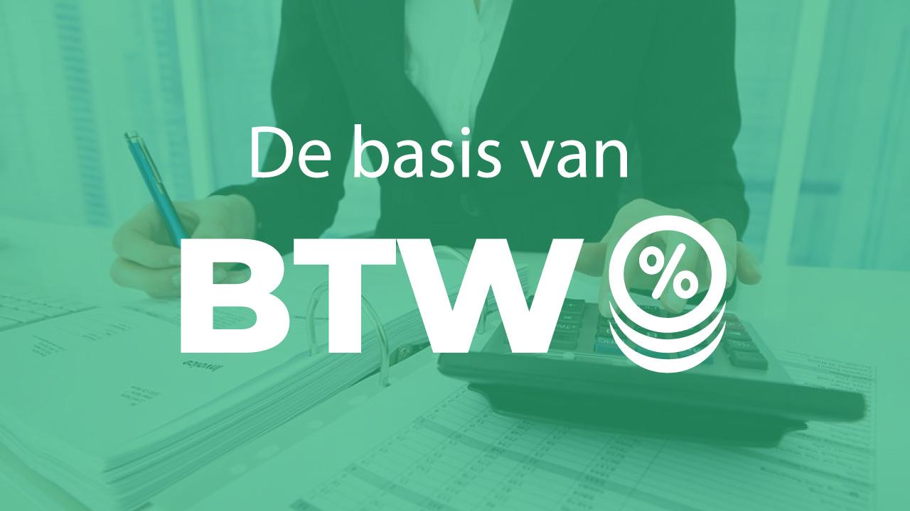 De basis van BTW