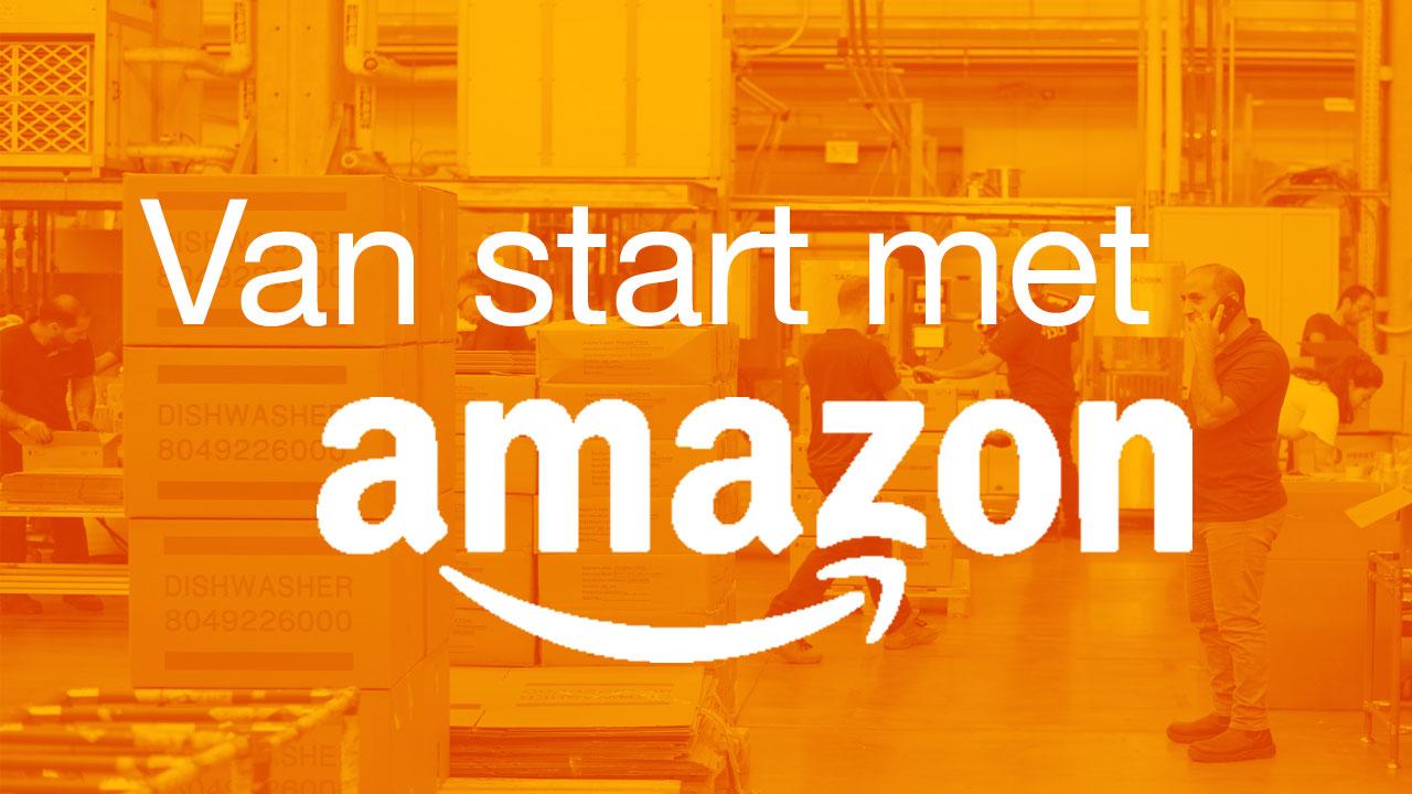 Toevoegen producten op Amazon