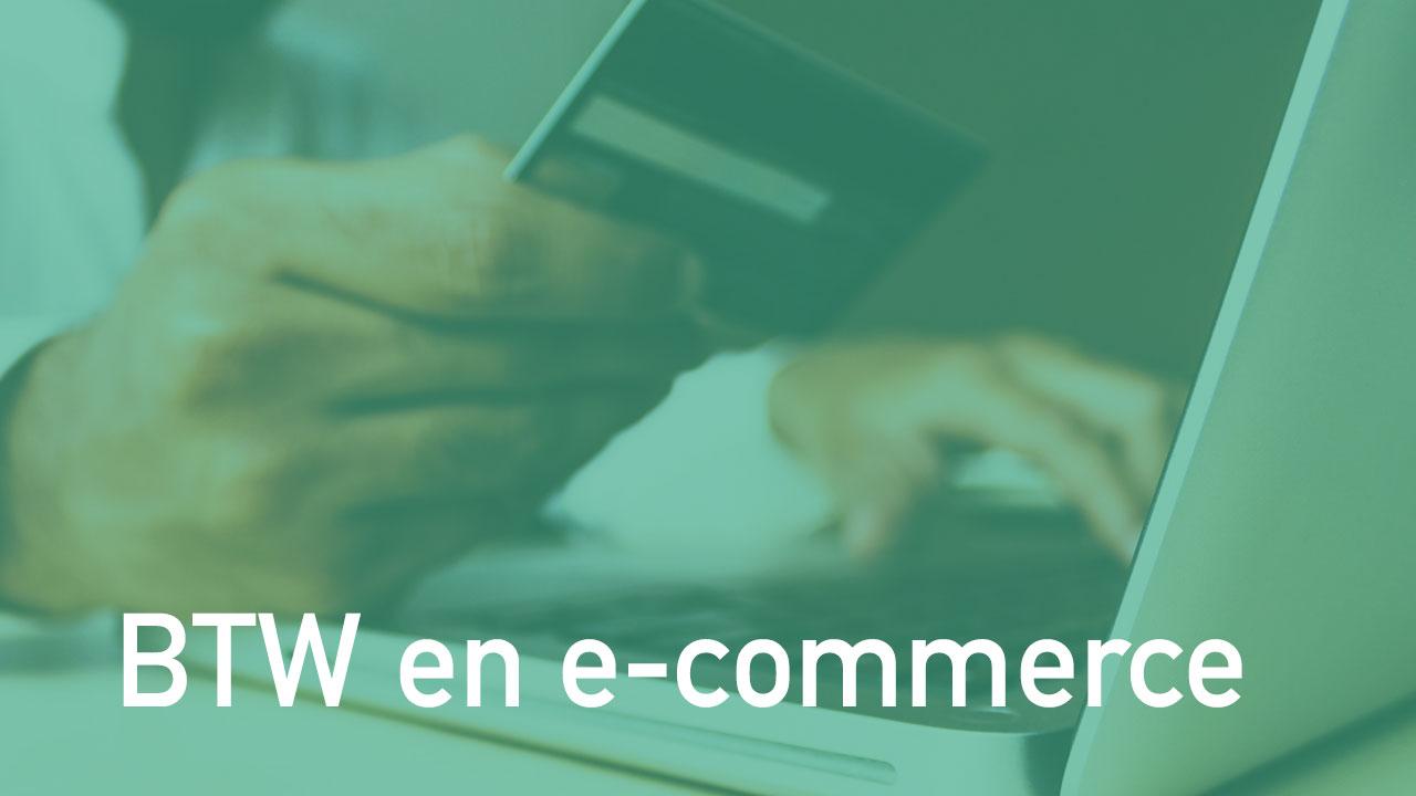 BTW en e-commerce